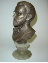 Bust of Robert Lowery
